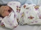 1º bebê de João Pessoa em 2016 nasceu 16 minutos após a virada