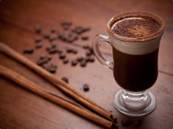 Sem alcóol, drink Abstrato é uma boa pedida para quem quer beber e dirigir depois (Foto: Tv Globo/Gshow)