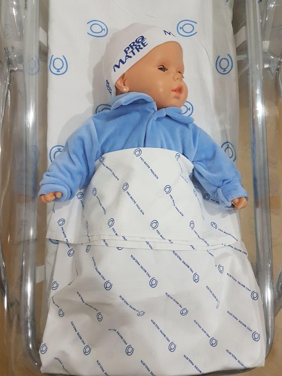 Como segurar o bebê (Foto: Divulgação)