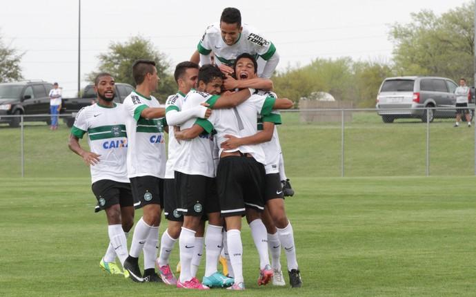 Coritiba Dallas Cup (Foto: Divulgação Coritiba - Diego Marinelli )