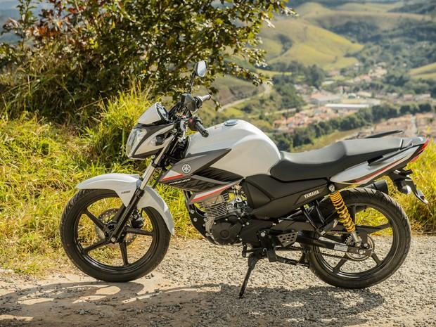 Yamaha Fazer 150 UBS 2017 (Foto: Divulgação)