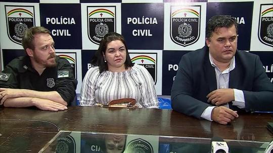 Polícia prende suspeitos de matar três pessoas da mesma família em Caruaru