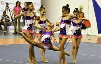 Torneio de ginástica reunirá mais de 500 atletas neste sábado, em Manaus