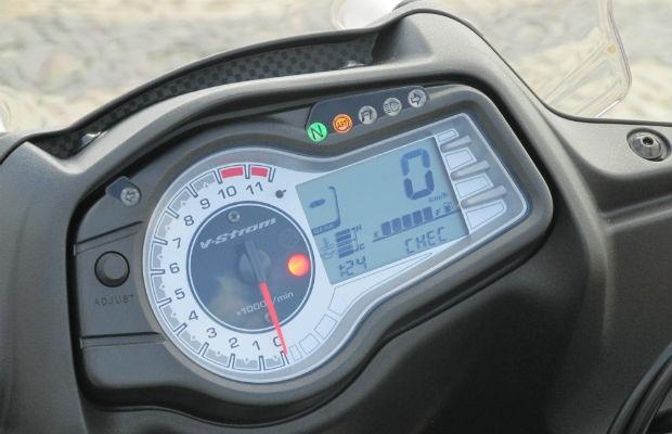 Suzuki V-Strom 650 XT (Foto: Divulgação)