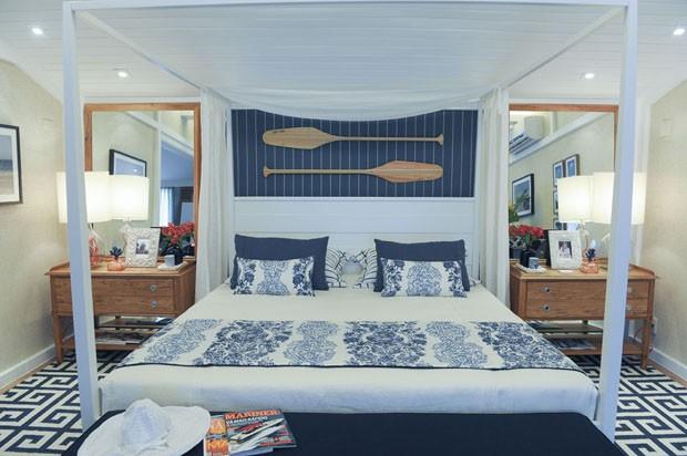 16 ideias de quartos para inspirar Casa Vogue Decoração ~ Quarto Rustico De Praia