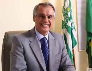 Vilson Ribeiro de Andrade, presidente do Coritiba