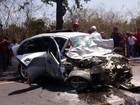 Acidente deixa mortos e feridos na BR-316 no Maranhão