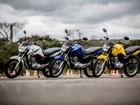 Veja nova linha Honda CG 125 e 150