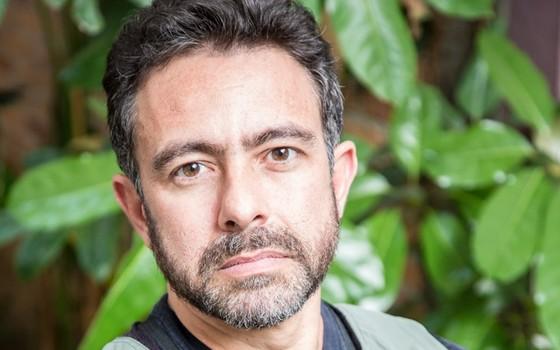 Márcio Astrini, do Greenpeace (Foto: Divulgação / Greenpeace)