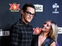 Recém-casada, Ashley Tisdale vai com o marido a evento nos EUA