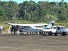 Aeronave caída em área de garimpo do AM estava regular com a Anac