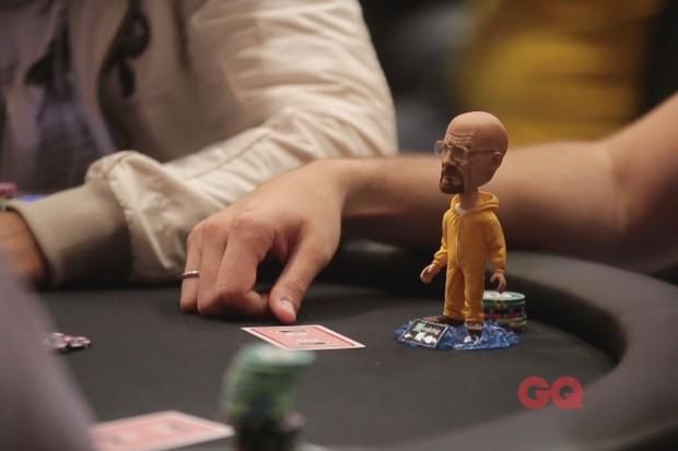 Pôquer (Foto: GQ)