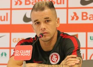 Internacional Inter D'Alessandro (Foto: Eduardo Deconto/GloboEsporte.com)