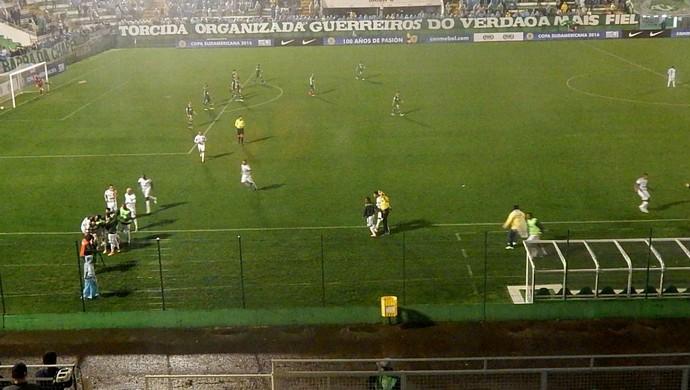 Chapecoense x Cuiabá  (Foto: Laion Espíndula)