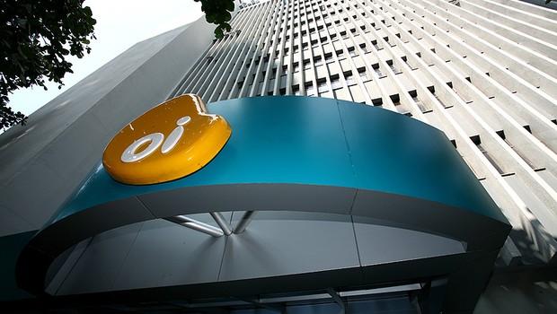 Fachada da sede da Oi no Rio de Janeiro (Foto: Marcos Pinto)