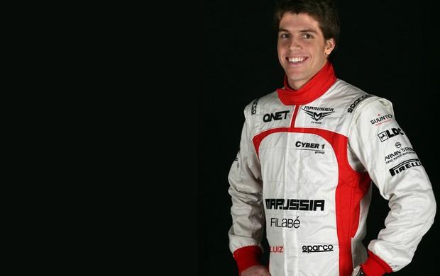 Luiz Razia - Marussia - Fórmula 1 (Foto: Divulgação)
