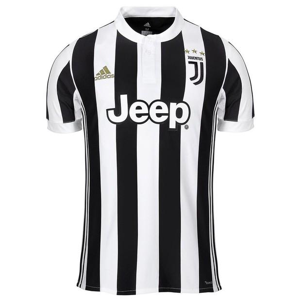 Novo uniforme da Juventus: simples e bonito (Foto: reprodução/Instagram)