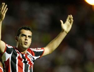 Rhodolfo gol São Paulo (Foto: Rubens Chiri / Ag. Estado)