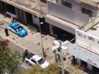 Tentativa de assalto a banco deixa feridos em Vila Isabel, no Rio