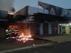 Incêndio atinge comércios na região sul de Palmas