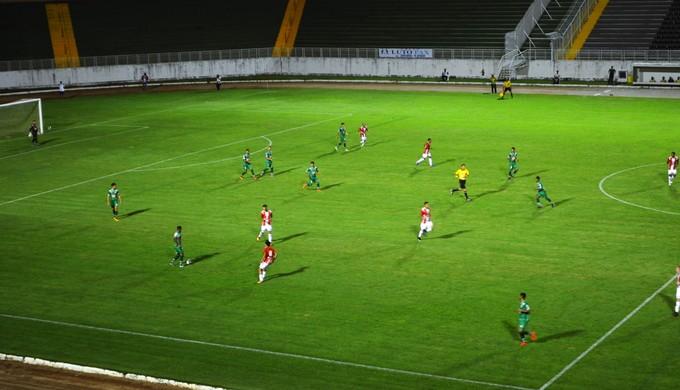Boa Esporte x Mamore (Foto: Régis Melo)