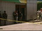 Assalto a transportadora termina em tiroteio