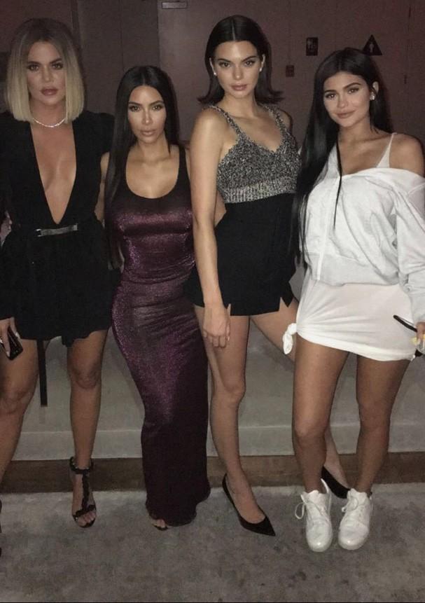 Festa Kylie Jenner (Foto: Reprodução)