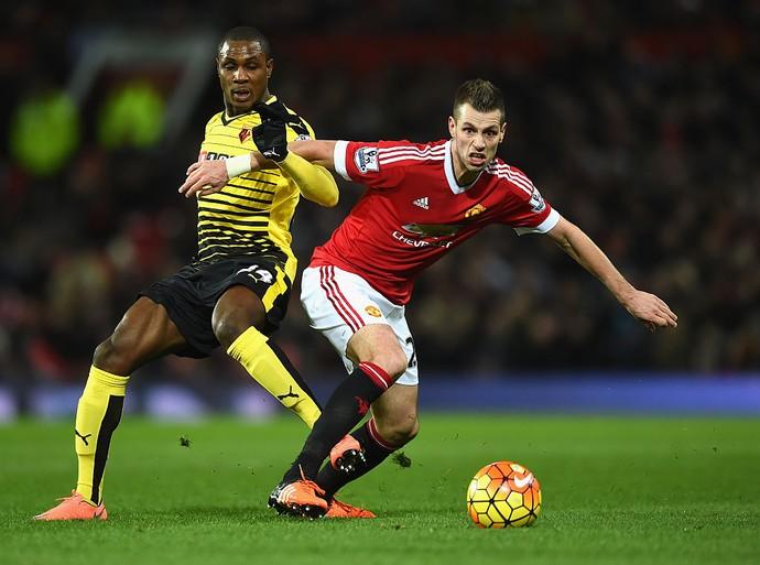 Schneiderlin Manchester United (Foto: Getty Images)