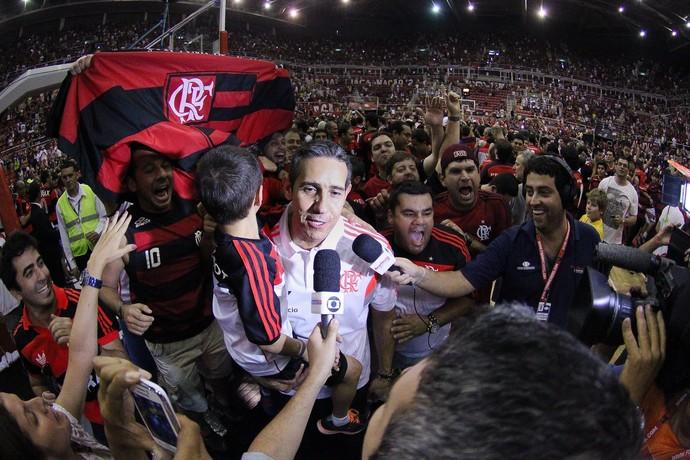 José Neto, técnico do Flamengo (Foto: Gilvan de Souza / Flamengo)