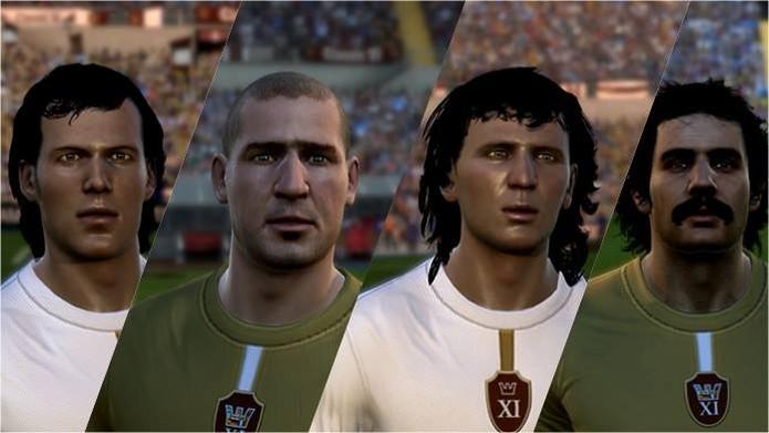 Fifa 14: como ter Pelé, Zico e outros craques históricos no seu time (Foto: Reprodução/Murilo Molina)