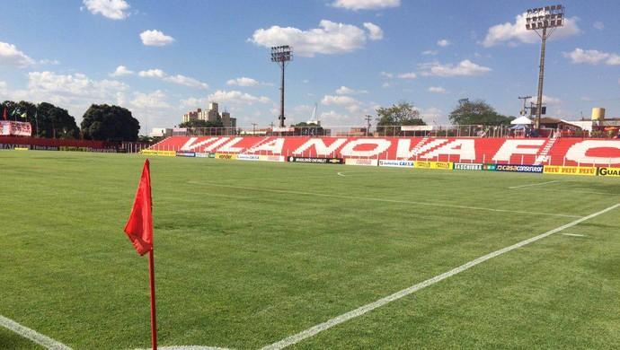 OBA, Estádio Onésio Brasileiro Alvarenga (Foto: Fernando Vasconcelos/GloboEsporte.com)