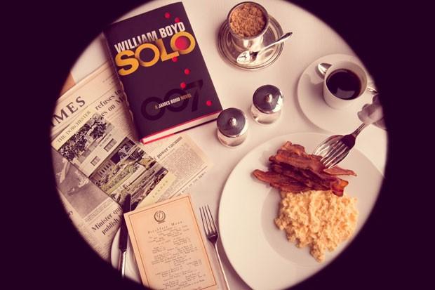 Café da Manhã inspirado em James Bond no The Dorchester (Foto: Divulgação)