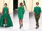 A grife Cantão viaja pelos quatro cantos do mundo em desfile no Fashion Rio