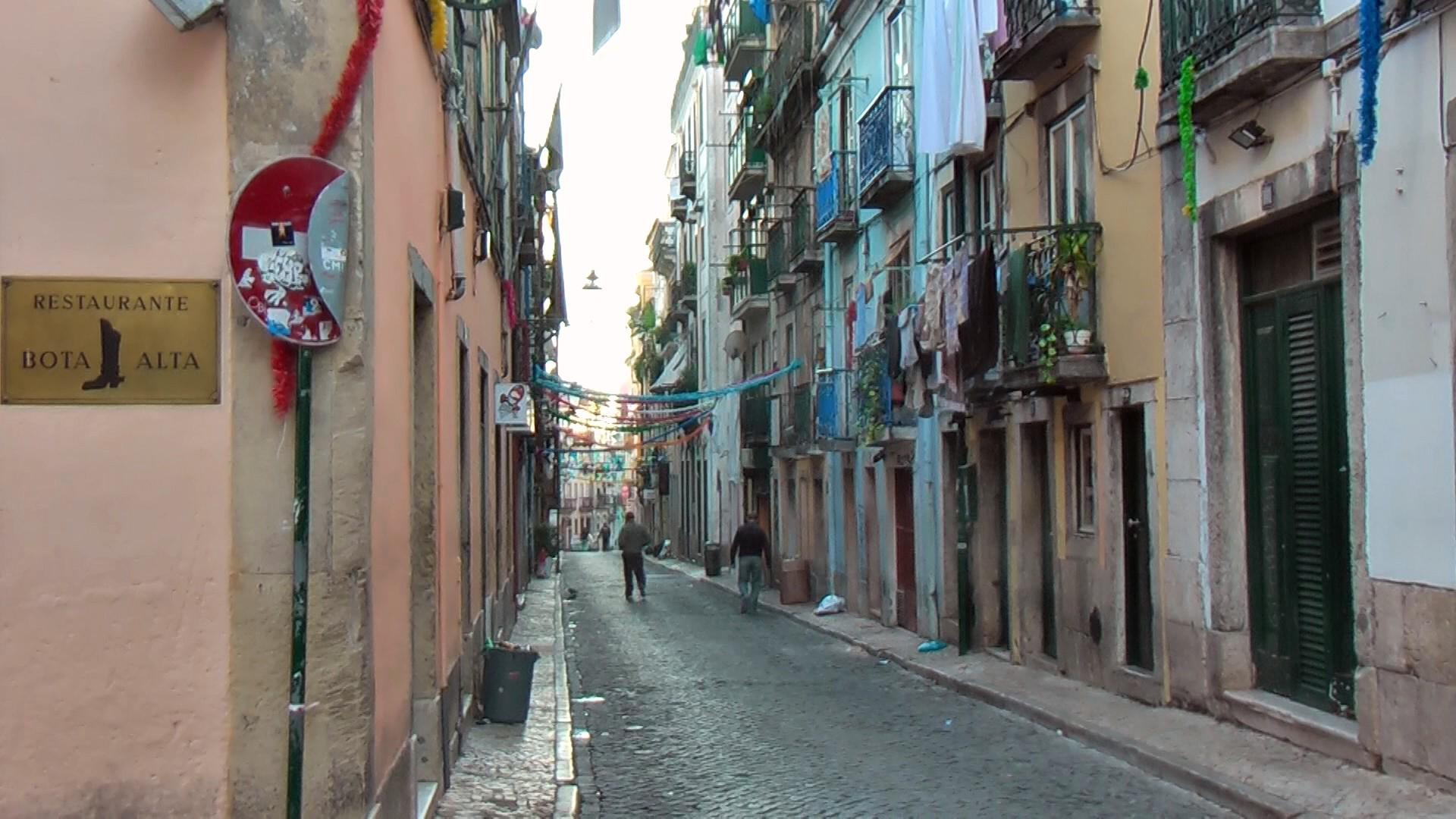 Lisboa - Mosaico  (Foto: Divulgação)