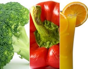 Legumes, verduras e frutas ideais (Foto: Mais Você / TV Globo)