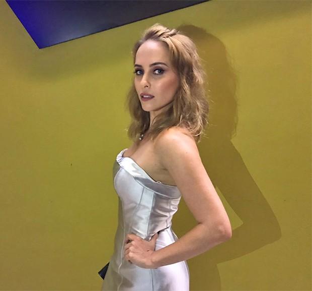 Fernanda nobre (Foto: Ed. Globo)