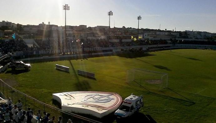 Estádio Presidente Médici (Foto: Junior Bahia / Divulgação)