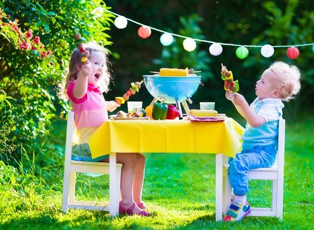 festa infantil,  (Foto: ThinkStock)