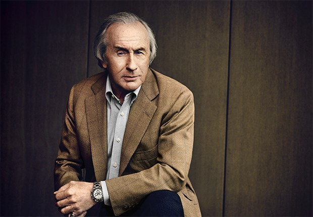 Sir Jackie Stewart, racing player, he is wearing the Oyster Perpetual Cosmograph Daytona (Foto: ©Rolex/Thomas Laisné)
