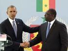 Presidente do Senegal conversou com Obama sobre Mandela