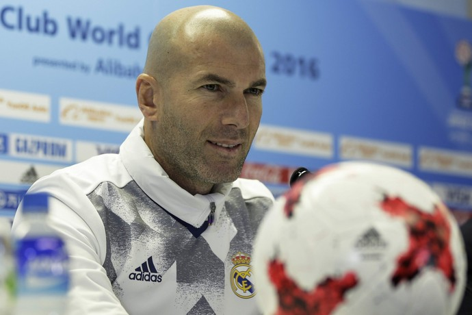 Zidane Real Madrid (Foto: EFE)
