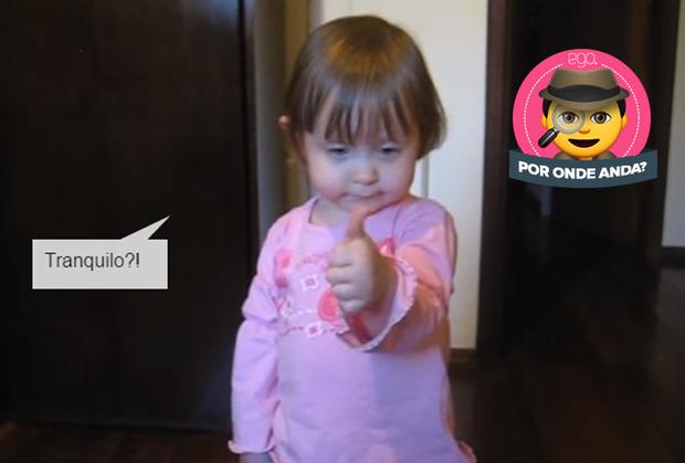 Menina Isabela (Foto: Reprodução/Youtube)