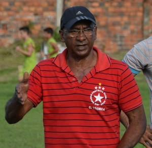 Zezito, técnico do Rio Branco-AC (Foto: Duaine Rodrigues)