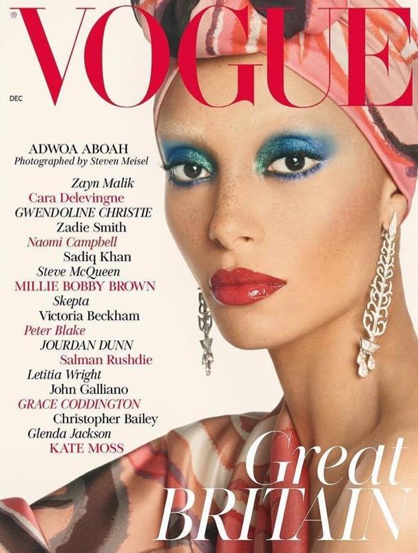 Vogue Britânica (Foto: Reprodução)