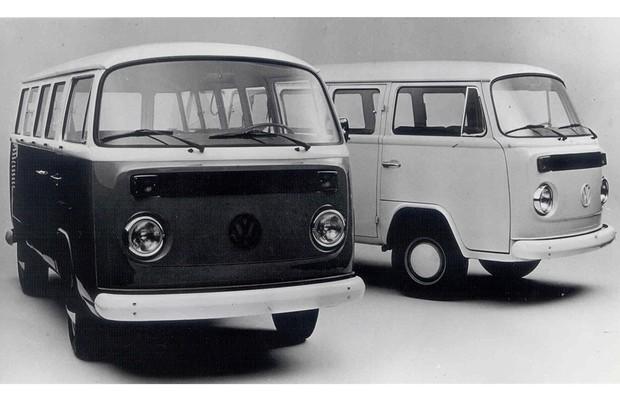 Volkswagen Kombi 1976 com motor 1600 (Foto: Divulgação)
