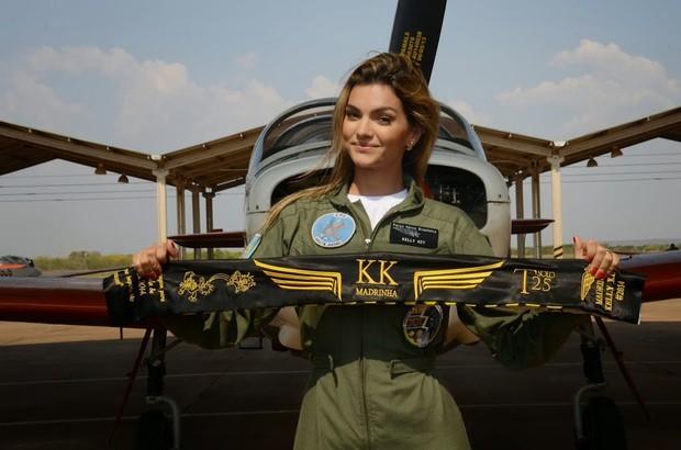 Kelly Key (Foto: AFA / Divulgação )
