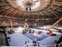 De cobertura nova, Maracanãzinho está quase pronto para a Rio 2016
