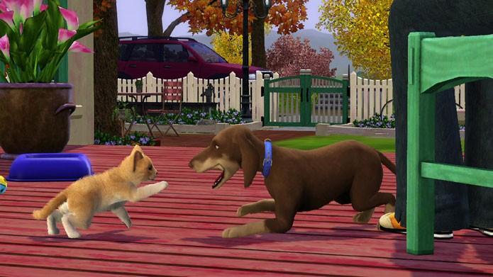Saiba como conseguir um cão ou gato de estimação em The Sims 3 Pets (Foto: Reprodução/The Sims Wikia)