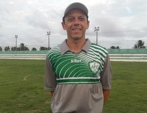 Fernando Tonet técnico do Alecrim (Foto: Divulgação)