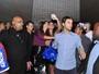Ivete Sangalo vai com o marido, Daniel Cady, a premiação na Bahia